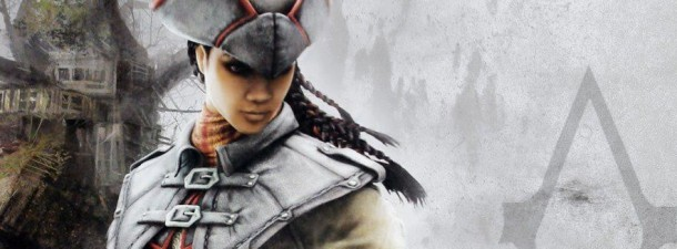 assassins creed liberation e1342050233805 610x225 Assassins Creed III: Liberation en movimiento